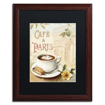 Trademark Fine Art Lisa Audit Cafe in Europe I 16 x 20 (886511707238)