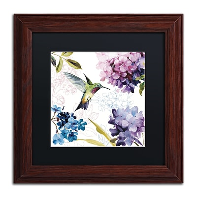 Trademark Fine Art Lisa Audit Spring Nectar Square II 11 x 11 (886511711570)