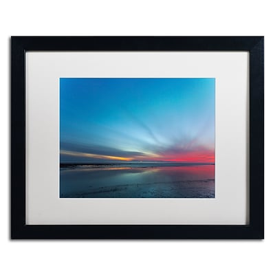 Trademark Fine Art Chris Moyer Blue Hour 16 x 20 (ALI0760-B1620MF)