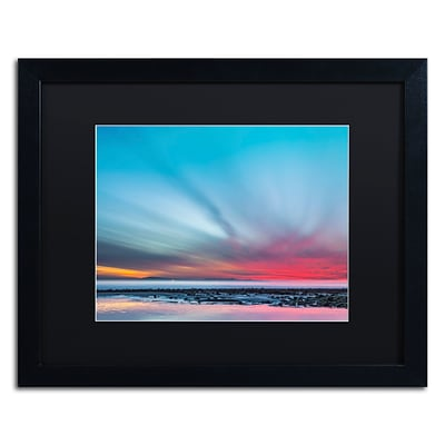 Trademark Fine Art Chris Moyer Last Light 16 x 20 (886511731141)