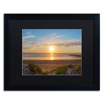 Trademark Fine Art Chris Moyer Pierpont Sunset 16 x 20 (886511731547)