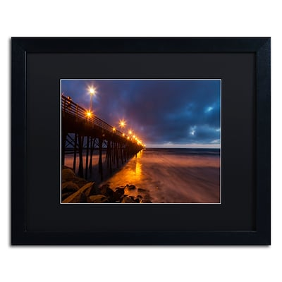 Trademark Fine Art Chris Moyer Night Side 16 x 20 (886511731745)