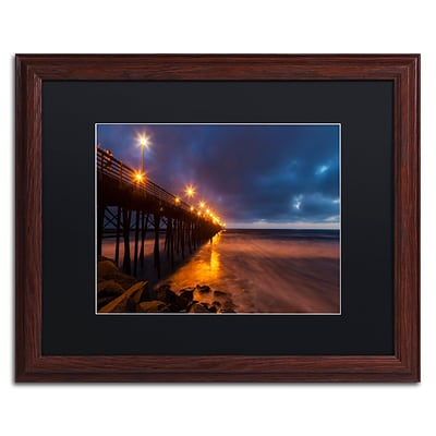 Trademark Fine Art Chris Moyer Night Side 16 x 20 (886511731813)