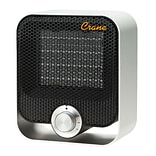 Crane 1200-Watt Electric Heater, Black (EE-6490)