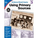 Evidence-Based Inquiry Using Primary Sources Grade 3 Workbook Paperback (104861)