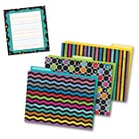 Carson-Dellosa Colorful Chalkboard Multi-Color Office Decor Set (144932)