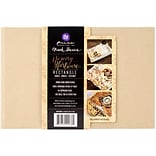 Prima Marketing Memory Hardware Chipboard Journal 5.75 X 8.75, Rectangle Kraft (990381)