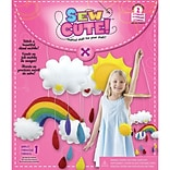 Colorbok Sew Cute Mobile Sewing Kit (73209)
