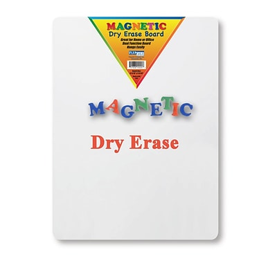 Flipside Products 9 x 12 Magnetic Dry Erase Board (FLP10025)