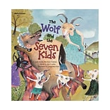 THE WOLF AND THE SEVEN KIDS Paperback