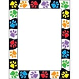 Terrific Papers Paw Prints 8½ x 11 50pk
