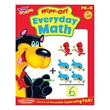 Everyday Math Wipe-Off Book for PK-K T94224