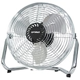 Optimus Industrial High Velocity Fan Silver