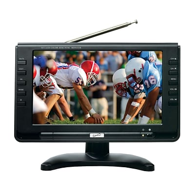Supersonic sc499 9 Portable Digital LCD TV