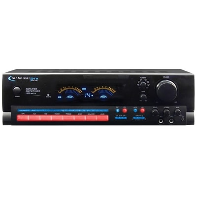 Technical Pro 1500 W Digital Home Stereo Receiver (rx504)