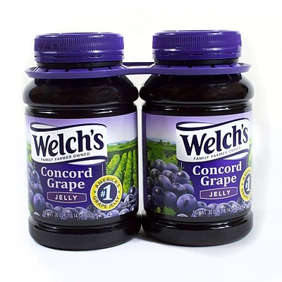 Welchs Concord Grape Jelly 2 Pack (220-00446)