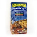 Nature Valley® Crunchy Granola Variety Pack; 98 Bars/Box (41124)