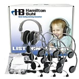 HB LCB/12/HA2 Personal Headphones Gray