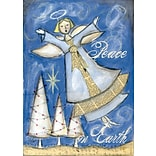 LANG Peace Angel 12 x 18 Mini Garden Flag (1700006)