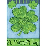 LANG St. Patricks Day 12x18 Mini Garden Flag (1700019)