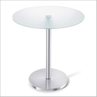 Zack Abilio Side Table Stainless Steel (ZK1139)