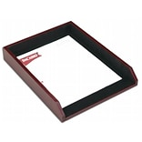 Dacasso A7001 Leather FrontLoad Letter Tray