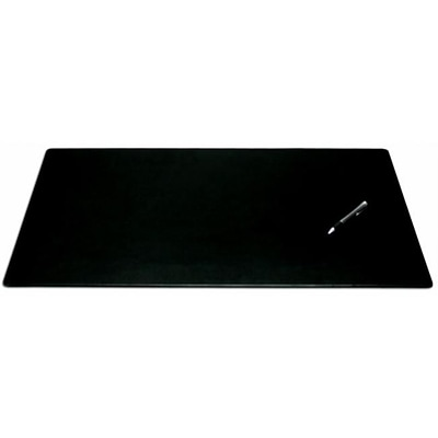 Dacasso P1018 30 x 19 Desk Pad without Side Rails; Leather (DCSS119)