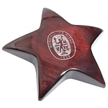 Chass Wood Star Paperweight (CHAS020)