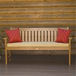 Highwood Bench Recycled Synth Wood, Toffee