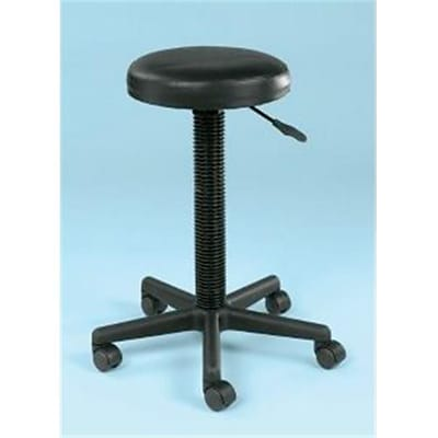 Alvin 26 Gas-Lift Cushioned Drafting Stool (ALV6453)