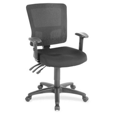 Lorell Low,back Mesh Chair
