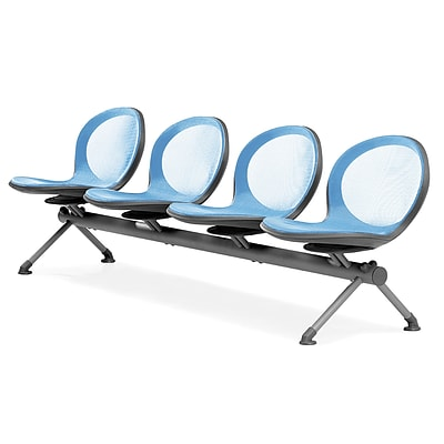 OFM Net Series 4 Seat Beam, Skyblue (NB-4-SKYBLUE)