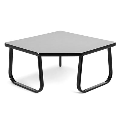 OFM 30 x 30 Corner Table, Gray (TABLE3030-GRY)