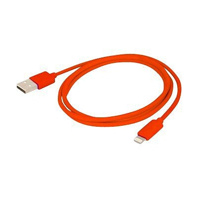 Urban Factory 3.28 Lightning/USB Data Transfer Cable; Red