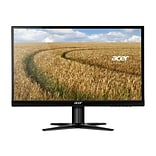 Acer UM.QG7AA.002 24 1920x1080 4ms VGA LED MPN Monitor; Black