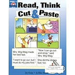 Evan-Moor Educational Publishers Read; Think, Cut, and Paste for Grades 1-3, Each (139)