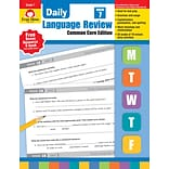 Evan-Moor Educational Publishers Daily Language Reciew: Common Core Edition Grade 7 Edition 1 (2797)