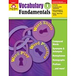 Evan-Moor Educational Publishers Vocabulary Fundamentals for Grade 1 (2801)