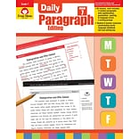 Evan-Moor Educational Publishers Daily Paragraph Editing for Grade 7 (2837)