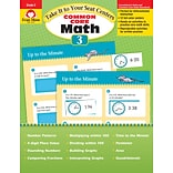 Take Your Seat: Core Math Cntrs Gr3 Ed1