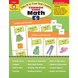 Take Your Seat: Core Math Cntrs Gr6 Ed1