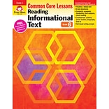 Rdng Informational Text: Core Lessons Gr6