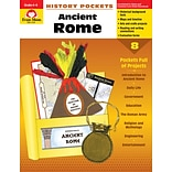History Pockets: Ancient Rome Grs 4-6+ Ed1