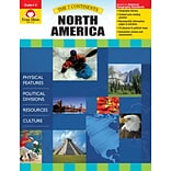 Continents: North America Grs 4-6+ Ed1