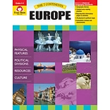 Educational Continents: Europe Grs 4-6+ Ed1