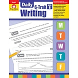 Evan-Moor Educational Publishers Daily 6-Trait Writing for Grade 8 (6028)