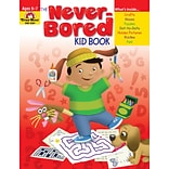 EM Never-Bored Kid Book Grs 1-2 (6301)