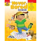EM Never-Bored Kid Book Grs 3-4 (6302)