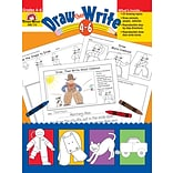 Evan-Moor Educational Publishers Draw Then Write for Grades 4-6 (773)