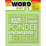 Evan-Moor Educational Publishers A Word a Day for Grade 3 (2793)
